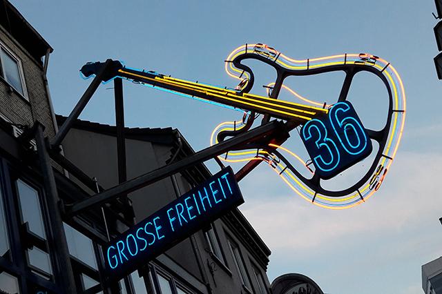36 Große freiheit, Hamburg
