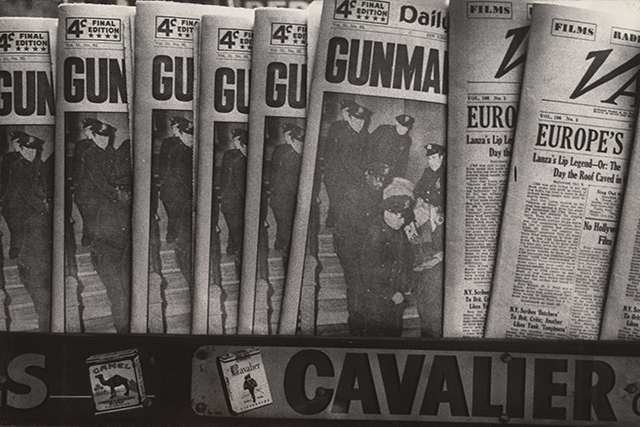 Gun, Gun, Gun, William Klein