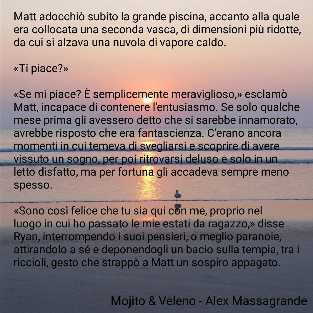 """Un piccolo estratto da """"Mojito & Veleno"""""""