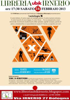 """Antologia """"X"""""""