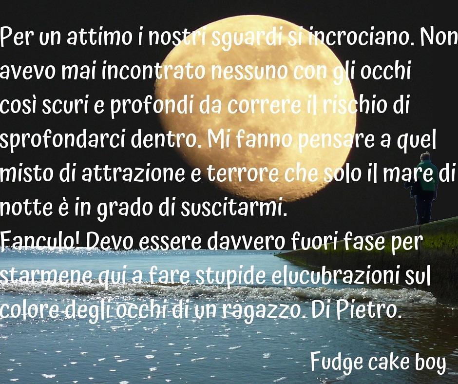 Estratto da Fudge cake boy