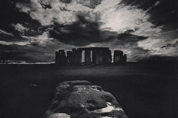 Fritz Henle, Stonehenge