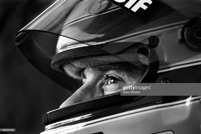 Getty Images - Dario Mitidieri, Ayrton Senna